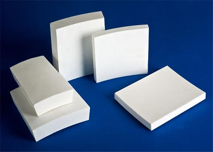 excellent hear resistance 95%-99.99% white high precision alumina ceramic plates