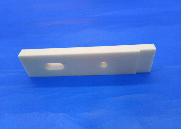 AL2O3 high precision customized sizes 95%-99.99% heating element alumina ceramic plate