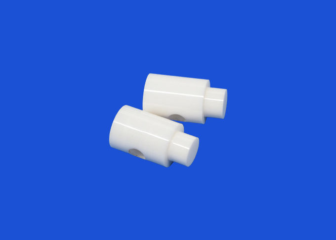 Good quality high precision customized white sand blasting ceramic nozzle for industry